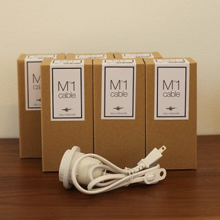 M1cable 1m専用コード