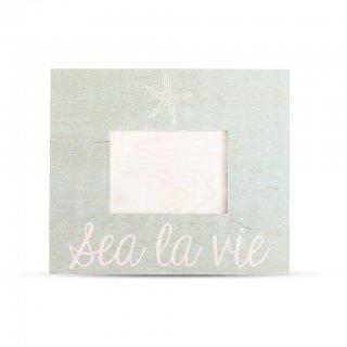 48色から選べる♪ スターフィッシュ ウッド フォトフレーム Sea La Vie ハワイ
