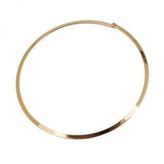 即納品  ゴールド メタル チョーカー ネックレス アクセサリー インポート 通販