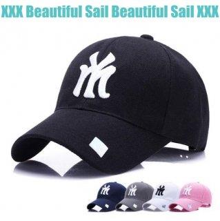 【大特価】5色展開 my フロントロゴ  ベースボールキャップ ハット 帽子 インポート 通販