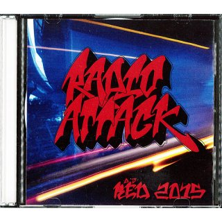 DJ RED / RADIO ATTACK 2015