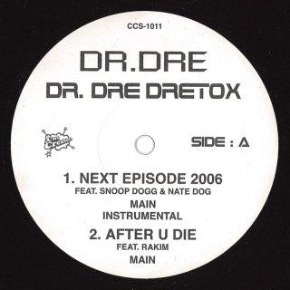 Dr. Dre - Dr. Dre Dretox