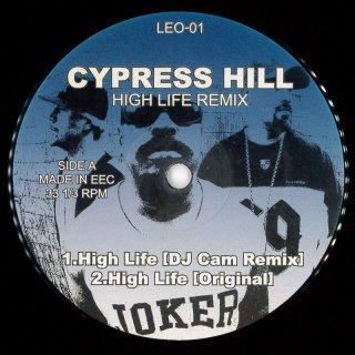 Cypress Hill - High Life (DJ Cam Remix) / Diamond D Feat. CRU - Hiatus (Remix)