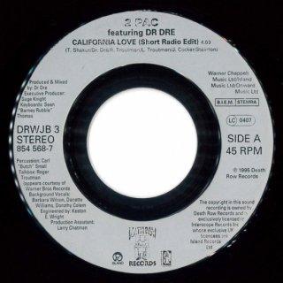 2 Pac feat. Dr Dre - California Love