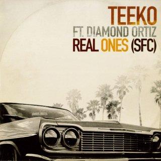Teeko feat. Diamond Ortiz - Real Ones (SFC)