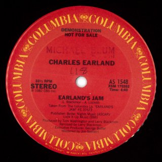 Charles Earland - Earland's Jam / Mercy