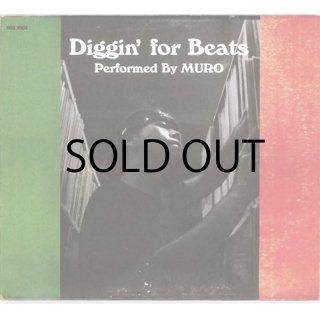 MURO / DIGGIN' FOR BEATS