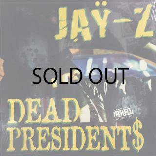 JAY-Z / DEAD PRESIDENT$(Sealed)