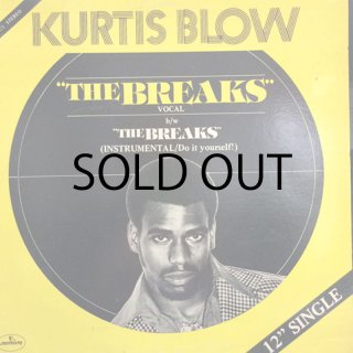 KURTIS BLOW / THE BREAKS