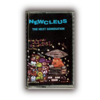 NEWCLEUS / THE NEXT GENERATION(Cassette)