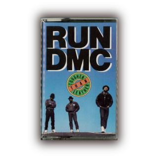 RUN DMC / TOUGHER THAN LEATHER(Cassette)