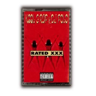 KOOL G RAP & D.J.POLO / RATED XXX(Cassette)