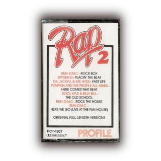 V.A. / RAP 2(Cassette)