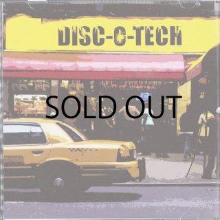DJ SHIMONE,DJ RED,ZAKIM & DJ NISSIN / DISC-O-TECH SAMPLER 2014
