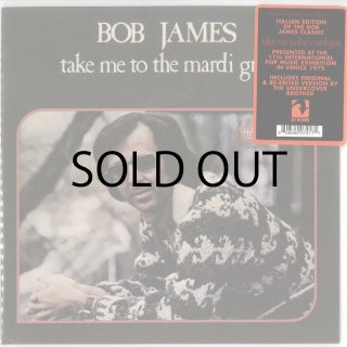 BOB JAMES / TAKE ME TO THE MARDI GRAS (PURPLE VINYL)