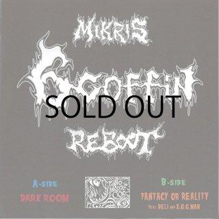 Mikris - Dark Room  (c/w Fantasy Or Reality Feat. Deli and E.G.G.Man)