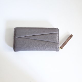 <img class='new_mark_img1' src='//img.shop-pro.jp/img/new/icons13.gif' style='border:none;display:inline;margin:0px;padding:0px;width:auto;' />Ense zipper wallet-unisex/gray