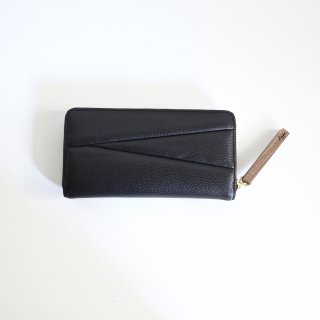 <img class='new_mark_img1' src='//img.shop-pro.jp/img/new/icons13.gif' style='border:none;display:inline;margin:0px;padding:0px;width:auto;' />Ense zipper wallet-unisex/black