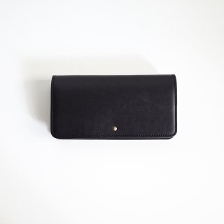 <img class='new_mark_img1' src='//img.shop-pro.jp/img/new/icons13.gif' style='border:none;display:inline;margin:0px;padding:0px;width:auto;' />Ense long wallet-unisex/black