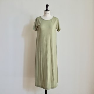 <img class='new_mark_img1' src='//img.shop-pro.jp/img/new/icons13.gif' style='border:none;display:inline;margin:0px;padding:0px;width:auto;' />BATONER WOOL DRESS T-ladies/L.GREEN