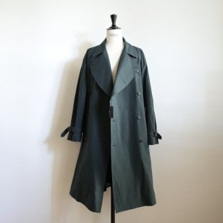 <img class='new_mark_img1' src='https://img.shop-pro.jp/img/new/icons13.gif' style='border:none;display:inline;margin:0px;padding:0px;width:auto;' />ES:S TRENCH COAT-unisex/MOSS GREEN