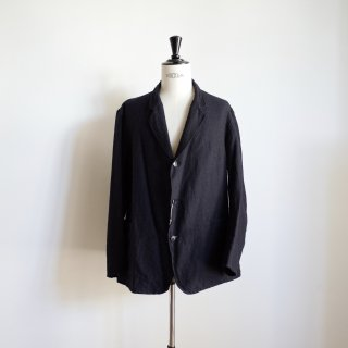 <img class='new_mark_img1' src='https://img.shop-pro.jp/img/new/icons13.gif' style='border:none;display:inline;margin:0px;padding:0px;width:auto;' />COMOLI WOOL&SILK JACKET-mens/NAVY
