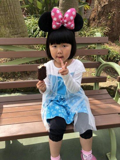 3歳♪初めてのディズニーランド(*´▽`*)