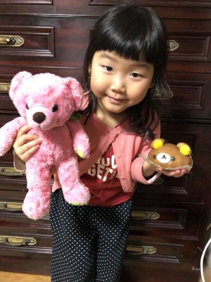 4歳♪最近のひなぴいのお気に入り(*^^*)