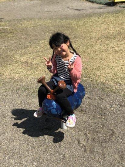 4歳♪最近のお姉さんになりつつあるひなぴい( *´艸`)♪