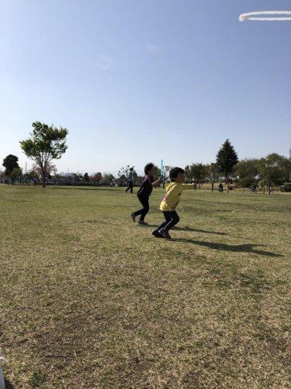 4歳♪クラスのお友達と遊びました(*^▽^*)
