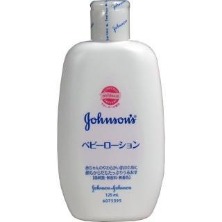 ジョンソン ベビーローション 無香料 125ml