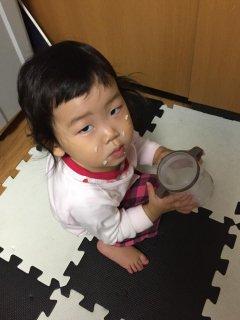 1歳5ヵ月・・・いきなりの高熱にびっくり(;_;)