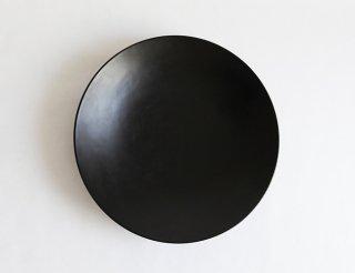 丸皿 大 黒