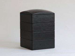 四段重箱 黒