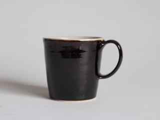 アメ釉マグカップ 大