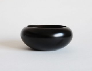 鉄鉢 黒内錫