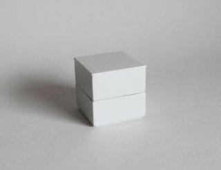 重箱 白磁