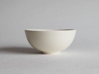 五組碗 3の碗(飯碗 大) 透明釉