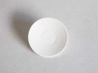 白マット茶杯用茶托