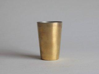 ビールカップ大/真鍮