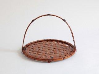 麻の葉菓子器(丸)
