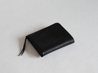 L型ファスナー財布 (S) BK
