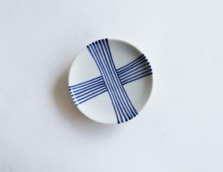 豆皿 糸巻き