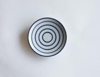 豆皿 太五線