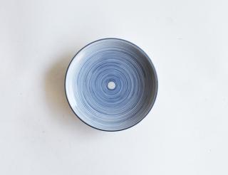 豆皿 細渦