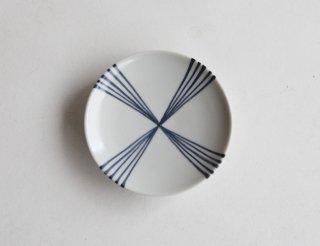 豆皿 四分割