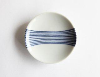 豆皿 十本線