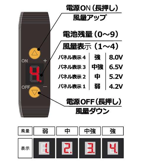 商品型番:JA303-FSET|オプション画像:13枚目