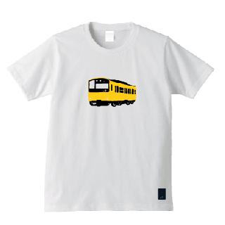 JR総武線 Tシャツ