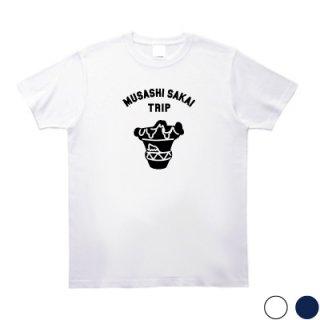 武蔵境Tシャツ#6 縄文式土器Tシャツ